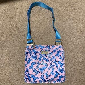 Lilly Pulitzer Pompano Crossbody Bag